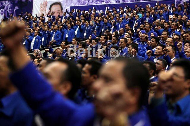 DPD PD Bantah Pertemuan di Rumah Anas untuk Melawan SBY