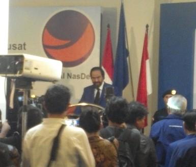 Ini Pengurus Lengkap DPP NasDem Pimpinan Surya Paloh