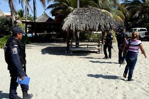 6 Turis Spanyol Diperkosa, Keamanan di Meksiko Diragukan