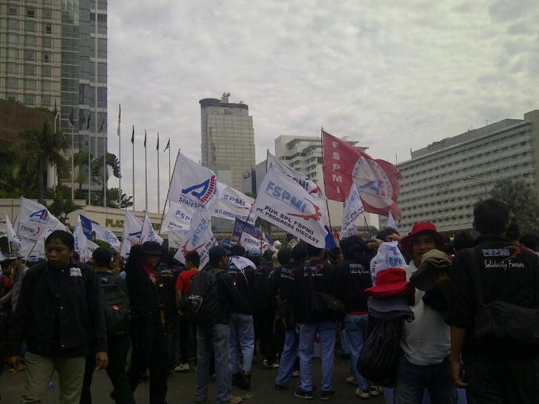 Buruh Mau Demo Besar-besaran Lagi 28 Februari