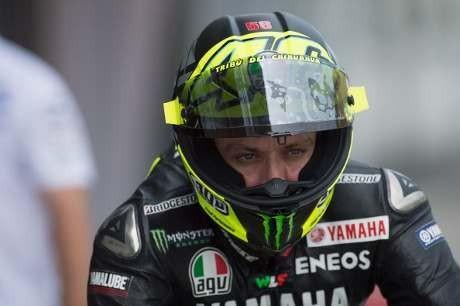 Rossi yang Kompetitif Bagus untuk MotoGP
