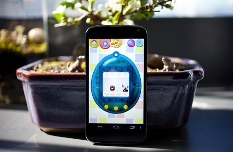Tomagotchi (wired)