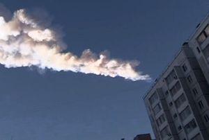 Warga Luka, Pendarahan Hingga Mata Rusak Akibat Ledakan Meteor di Rusia