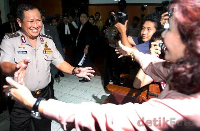 Alasan Jaksa Eksekusi Susno Duadji di LP Cibinong