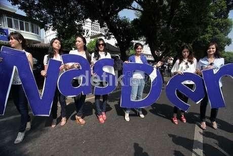 Pengurus DPP dan Sayap Partai NasDem Mundur