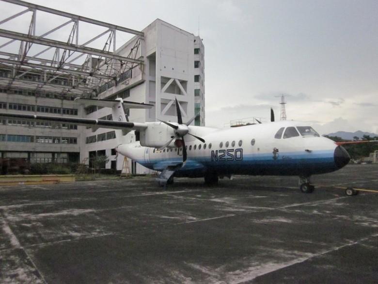 PT DI akan Jadi Pabrik Pesawat New N250 Buatan Putra BJ Habibie