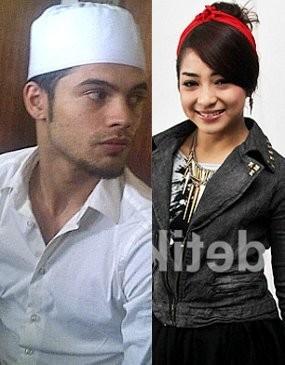 Jadi Mualaf, Diego Michiels Tak Sedih Ditinggal Nikita Willy Umroh