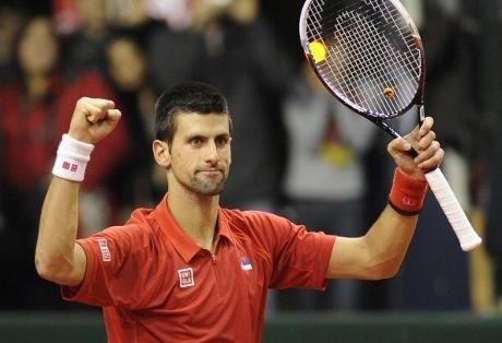Djokovic Bidik Prancis Terbuka dengan Semangat Meluap-luap