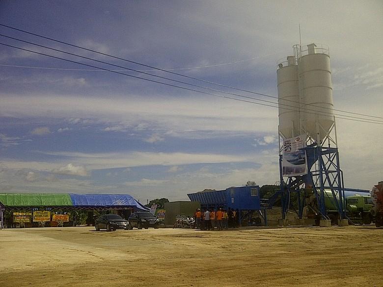 Pasok Semen Proyek Bandara, Bosowa Bangun Pabrik di Samarinda