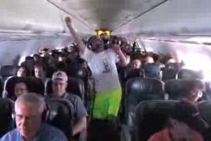 Izinkan Harlem Shake di Pesawat, Maskapai AS Ditegur