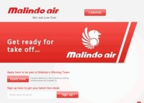 Obral Tiket Murah Meriah, Malindo Air Mulai Terbang 20 Maret
