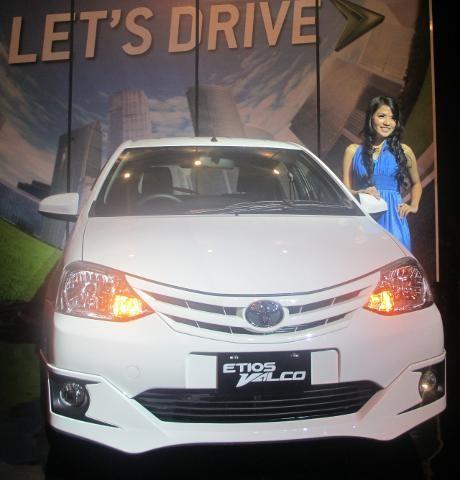Toyota Etios Valco Tipe J untuk Masyarakat Menengah Bawah