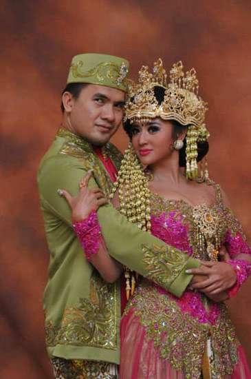 Saipul Jamil & Dewi Persik Jadi Pengantin Lagi
