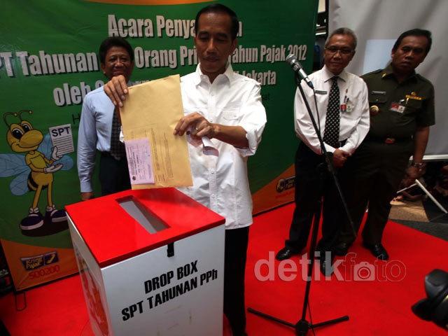 90 Perusahaan Cabut dari DKI, Jokowi: Nggak Apa-apa