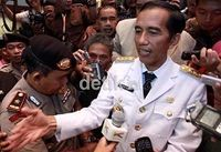 Kekompakan Jokowi & 6 Lembaga Benahi Jakarta