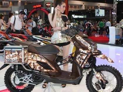 Yamaha: X-Ride Bisa Terjang Banjir