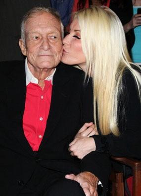 Hugh Hefner Sudah Tiduri Lebih dari 100 Perempuan