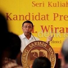 Cerita Wiranto Saat Jadi Ajudan Soeharto, Santap Telur Ikan Rp 5 Juta