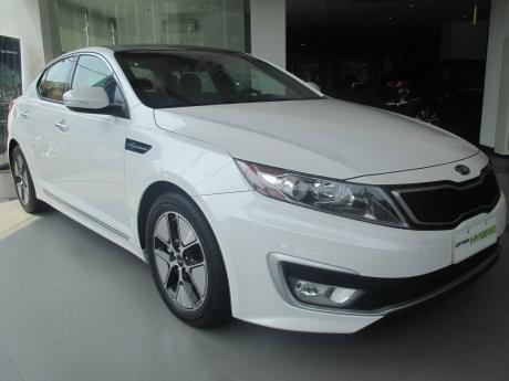 KIA Belum Punya Niat untuk Jual Mobil Hybrid