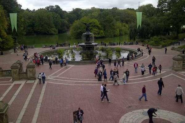 Central Park kerap menjadi lokasi syuting film Hollywood (Indra/detikTravel)