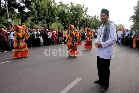 Jokowi: Air Bersih untuk Warga Jakarta akan Ditambah