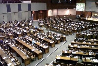 Paripurna Molor Hampir Sejam, 241 Anggota DPR Bolos