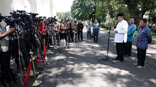 Oknum Kopassus Serang LP, SBY: Jiwa Korsa yang Sadis Tak Dibenarkan