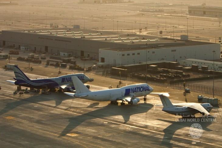 Dubai World Central, bandara baru di Dubai (Dubai World Central/ Skift)