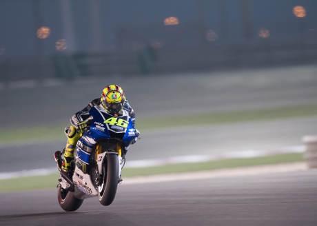 Awal yang Hebat untuk Rossi dan Yamaha