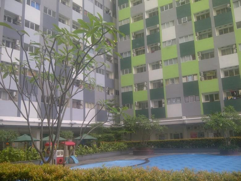 Bakrie dan Perumnas Jual Apartemen Sentra Timur Pulogebang Rp 200 Juta/Unit