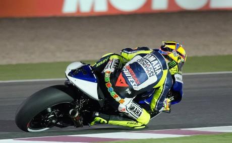 Kurang Oke di Kualifikasi, Rossi Tetap Optimistis