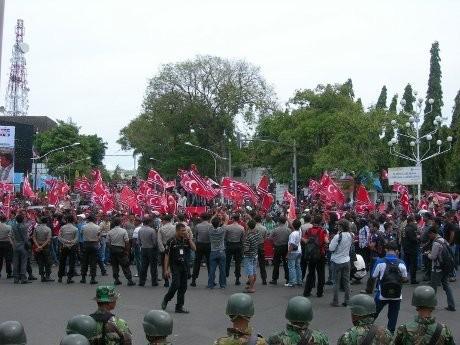 DPD Soal Polemik Qanun Aceh: Bendera Merah Putih Harga Mati!