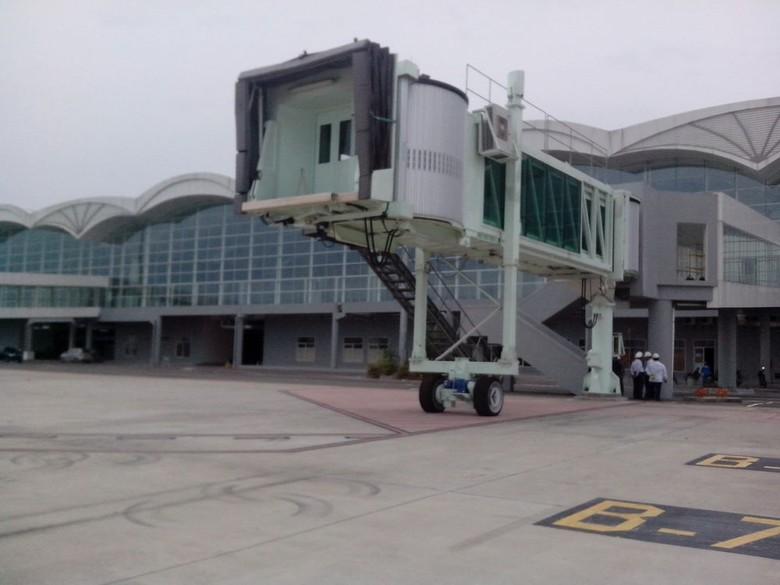 Belum Beroperasi, Bandara Kuala Namu Dipakai Syuting Video Klip