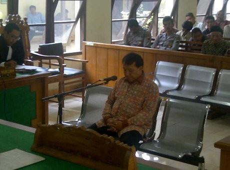 Wakil Wali Kota Magelang Dituntut 2 Bulan Bui dalam Kasus KDRT