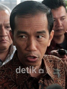 4 Sentilan Jokowi untuk Bos Pasar Tradisional