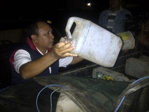Penyalahgunaan BBM Subsidi di Samarinda Dicurigai Melibatkan Oknum di SPBU