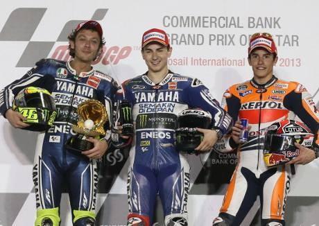 Tunggu Lima Seri untuk Tahu Calon Penantang Juara MotoGP