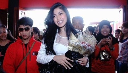 Jessica Iskandar Habiskan 1 Miliar Buka Restoran di Medan