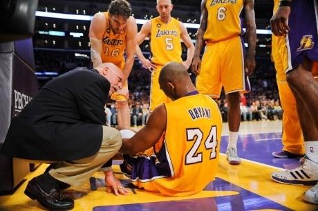 Musim Kobe Bryant Sudah Berakhir
