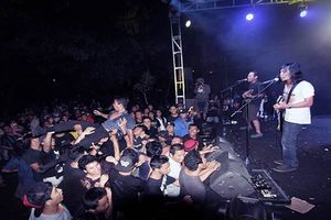 Anti-Corruption Fest, Bali