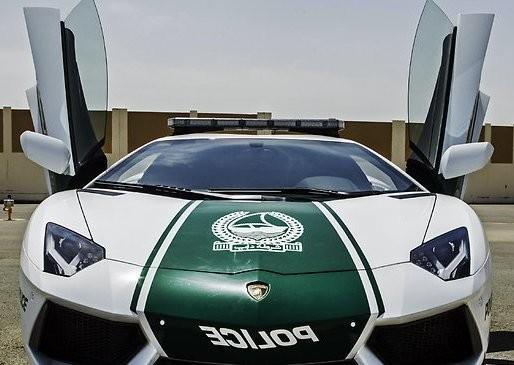 Inilah mobil lamborghini Aventador untuk patroli di tempat wisata di Dubai (news.com.au)