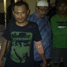 Polisi Janji Usut Kasus Pembacokan Korlap Aksi Bonek