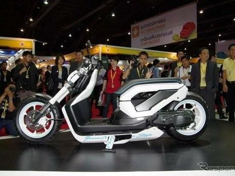 Honda Tak Ingin Buru-buru Luncurkan Zoomer-X