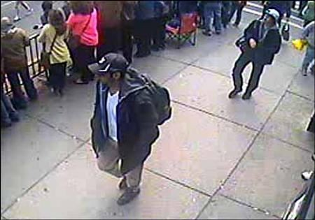 Akhirnya, FBI Rilis Foto 2 Pelaku Bom Boston
