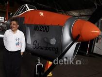 Nurtanio Sikumbang Pesawat Pertama Indonesia