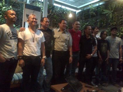Slank Hingga Noah Siap Meriahkan Soundrenaline 2013 di Bandung