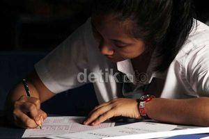 Anggaran UN untuk Sekolah Dasar Rp 100 Miliar Masih Diblokir