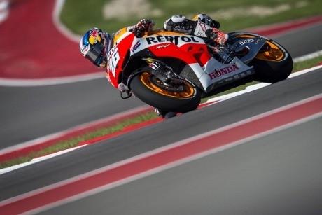 Pedrosa Tercepat, Marquez Kedua