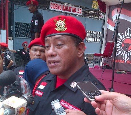 Ini Tanggapan Kepala Satgas PDIP Soal Keributan Oknum TNI di Kantor DPP