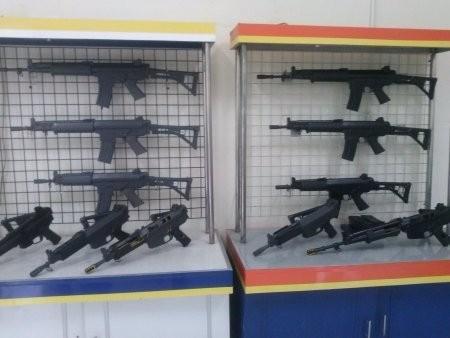 Ini Senjata Ala Pasukan SWAT Produksi Bandung